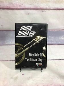 Discovery Channel Biker Build Off - The Ultimate Chop - DVD (M2)