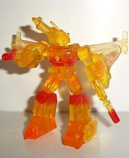 TRANSFORMERS heroes of Cybertron POWERMASTER OPTIMUS PRIME FIRE attack spark pvc