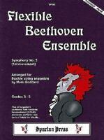 Flexible Beethoven Ensemble: For Strings (Grade 3-5) Violin / Cello / Bass