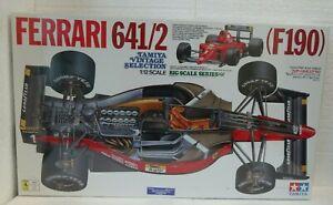 TAMIYA 12027 1/12 Ferrari 641/2  model