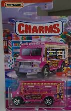 Matchbox Candy Cars  Charms Pink Truck
