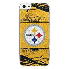 NFL PITTSBURGH STEELERS MOBILE PHONE BLING iPHONE 4 / 4S APPLIQUE BAI5NF08 - NFL