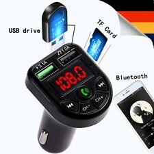 KFZ FM Transmitter MP3 Player Bluetooth Auto Freisprechanlage Car USB SD AUX