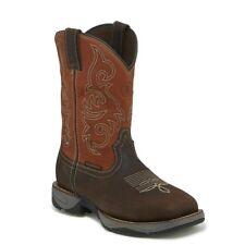 Tony Lama Men's Junction Waterproof Steel Toe Work Boots RR3352
