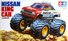 Tamiya 17007 1/32 Wild Mini 4WD Kit Nissan King Cab Junior Jr Pick Up Truck
