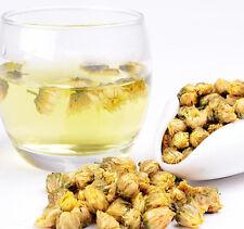 50g Organic Premium Golden Fetal Chrysanthemum Bud Flower Tea Herb Tea $