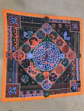 HERMES silk scarf 90 cm brand new Collections Imperiale