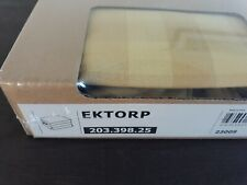 Ikea Ektorp, cover for footstool/ottoman. Skaftarp yellow, 203.398.25. New!