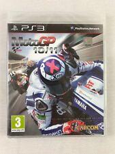 PS3 MotoGP 10/11 (2011), UK Pal, New & Factory Sealed, Small Nick