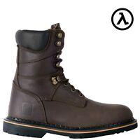 MCRAE INDUSTRIAL STEEL TOE LACER WORK BOOTS MR88344 * ALL SIZES