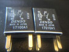 SET OF 2----Denso 12V Relay Pin OEM 5810-0783---SALE-WHY PAY MORE!!!!