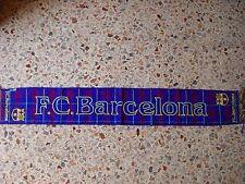 d3 sciarpa BARCELONA FC football club calcio scarf bufanda echarpe spagna spain