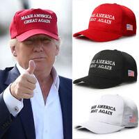 Hot 2018 Donald Trump Make America Great Again Men Hats Adjustable Casquette Cap