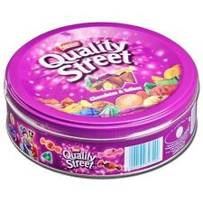 (15,19�'�/1kg) Nestle Quality Street 480g Metalldose, Schokolade, Praline