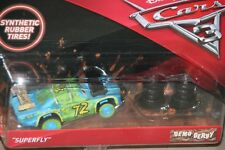 "DISNEY PIXAR CARS 3  ""SUPERFLY""  NEW IN PACKAGE, SCALE  1:55, SHIP WORLDWIDE"