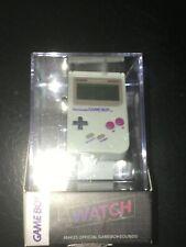 Genuine Official Nintendo Game Boy Watch Mario Brand New Unopened