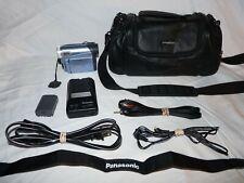 New ListingPanasonic Pv-Gs12 MiniDv Mini Dv Camera Camcorder Vcr Player Video Transfer