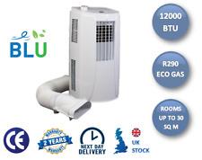 BLU12HP 12,000 BTU - PORTABLE AIR CONDITIONER  - EX DISPLAY