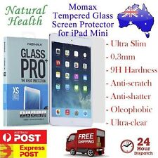 Momax Pro+ 9H Hardness Tempered Glass Screen Protector for iPad mini Retina