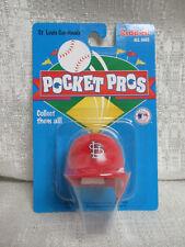 1997 St Louis Cardinals Riddell Pocket Pros Baseball Mini Helmet