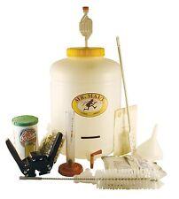 """Kit birra """"Mr.Malt"""" lusso + n.1 malto kit fermentazione x fare la BIRRA in casa"""