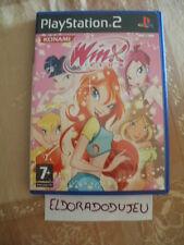 ELDORADODUJEU > WINX CLUB Pour Sony Playstation 2 PS2 VF COMPLET CD TBE