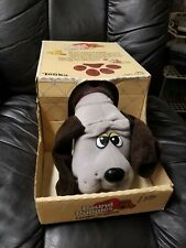 """POUND PUPPIES Classic 80's Collection Jumbo LARGE 15"""" Tan w/Brown Spots Plush FS"""