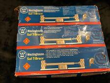 Westinghouse Lighting 01100 Saf-T-Brace For Ceiling Fans Lighting 3 Teeth