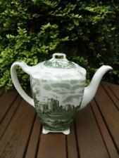 Green Decorative Staffordshire Pottery