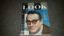 Look Magazine March 17 1959 Steve Allen-Nazi'S Human Guinea Pigs Very Good!