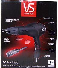 VS sassoon New Salon Performance Styling Dryer AC Pro 2100 New