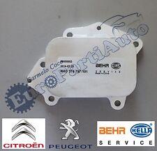 Scambiatore di calore orig BEHR Citroen Peugeot. Cod: 8MO376797-101