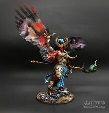Magnus the Red, Primarch warhammer 40K ** COMMISSION ** painting