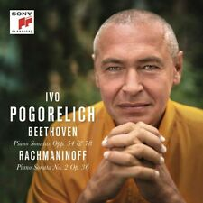 Beethoven: Piano Sonatas Opp. 54 & 78/... - Ivo Pogorelich (Album) [CD]
