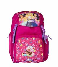 Zaino Scuola LEGO OUTDOOR FRIENDS CUPCAKE/PINK 22,5L 5-8 ANNI SCHOOL BAG