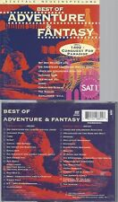 CD--DIVERSE --2CD -- BEST OF ADVENTURE & FANTASY
