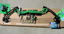 PSE MUDD DAWG LH DK'd Bowfishing Bow 50# MUZZY UPGRADED PACKAGE Fishing KIT Left