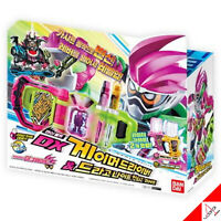 Bandai Masked Kamen Rider Ex-Aid DX GAMER DRIVER & Drago Knight Hunter Z Gashat