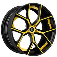 (4) 22 Staggered Lexani Forged Wheels LF-Luxury LZ-739 Macallan Custom Paint(B3)