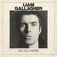 LIAM GALLAGHER - AS YOU WERE (DELUXE EDITION)   CD NEUF