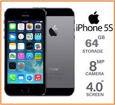 APPLE IPHONE 5S 64GB GREY NERO USATO RICONDIZIONATO GRADO A