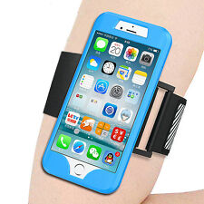 For Apple iPhone 8 7 Armband Running Sports Gym Jogging Case Arm Band Holder