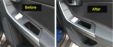 4pc Car Door Front/Back Box Container Armrest Storage Phone For VOLVO XC60 10-15