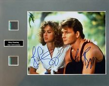 Dirty Dancing Ver2 Signed Photo Film Cell Presentation