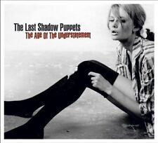 The Last Shadow Puppets - The Age Of Understatem NEW CD