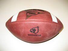 Louisville Cardinals GAME USED Wilson 1005 Football - University