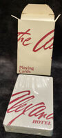 Vintage Playing Cards Deck Sealed The Alexander Hotel