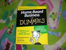 Home-Based business for dummies book a reference for the rest of us book