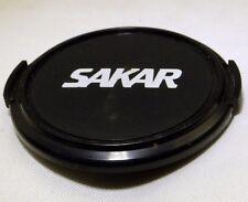 Sakar 52mm Front lens cap snap on type - Worldwide