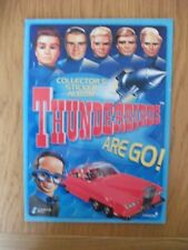 More details for thunderbirds are go! 2002 - album + complete set of 132 stickers